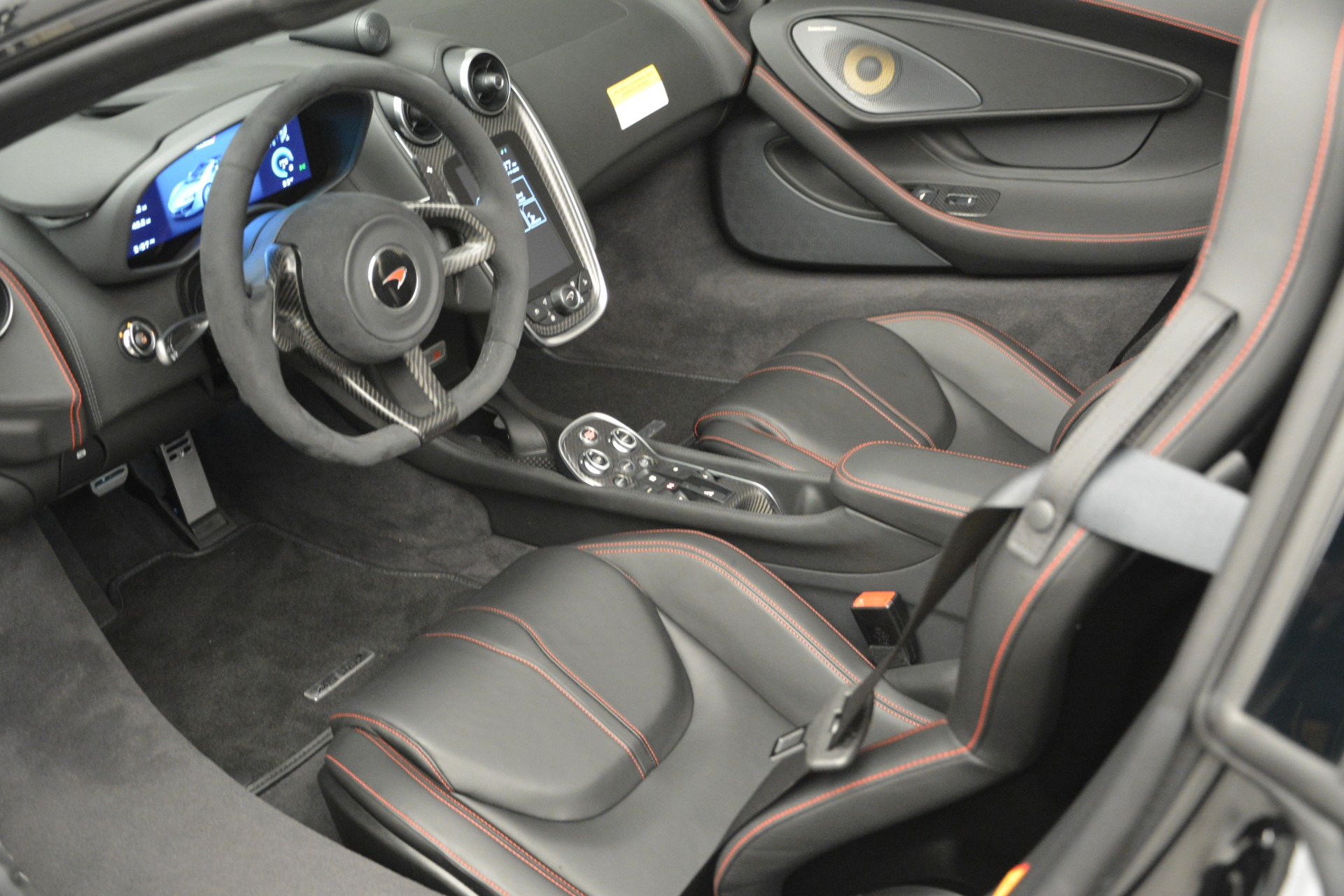 Used 2018 McLaren 570S Spider For Sale In Greenwich, CT 2420_p23