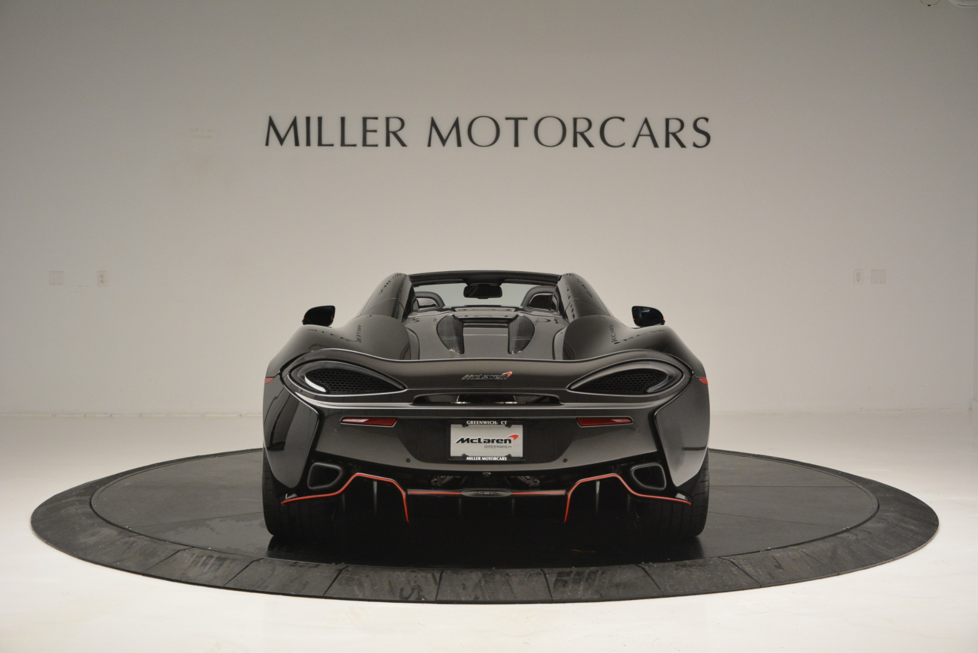 Used 2018 McLaren 570S Spider For Sale In Greenwich, CT 2420_p6
