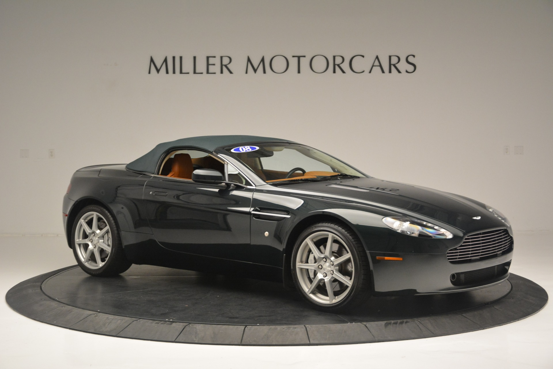 Used 2008 Aston Martin V8 Vantage Roadster For Sale In Greenwich, CT 2422_p13
