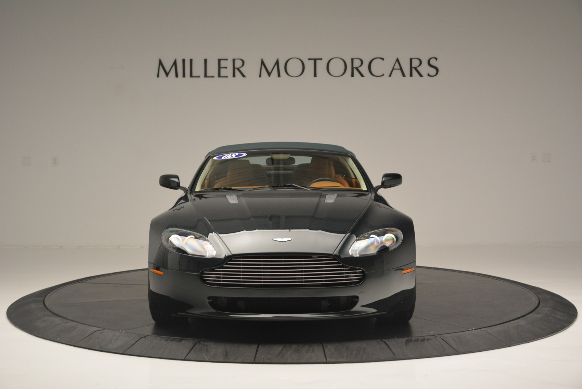 Used 2008 Aston Martin V8 Vantage Roadster For Sale In Greenwich, CT 2422_p15