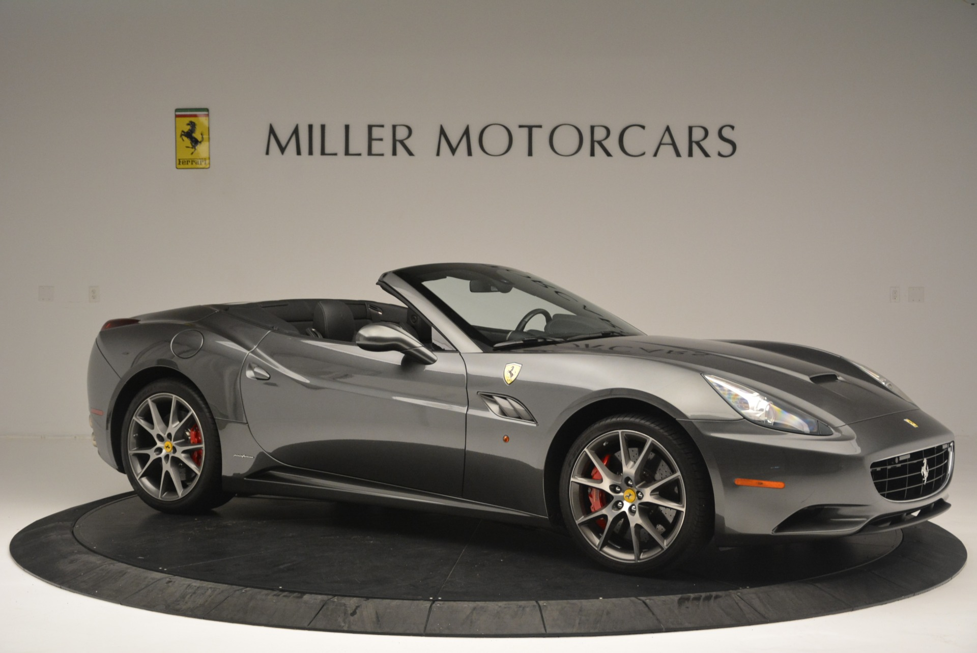 Used 2010 Ferrari California  For Sale In Greenwich, CT 2424_p10
