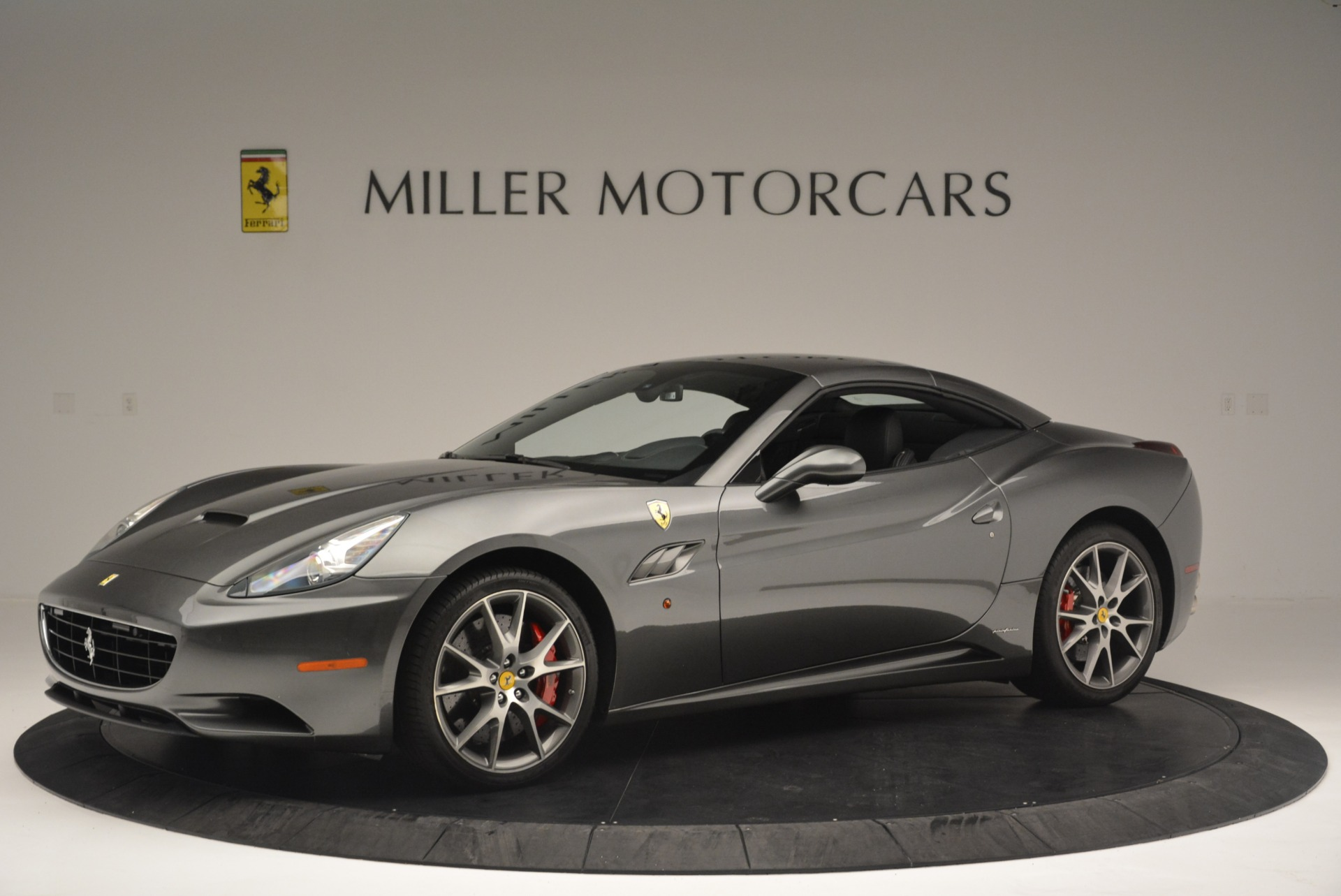 Used 2010 Ferrari California  For Sale In Greenwich, CT 2424_p14