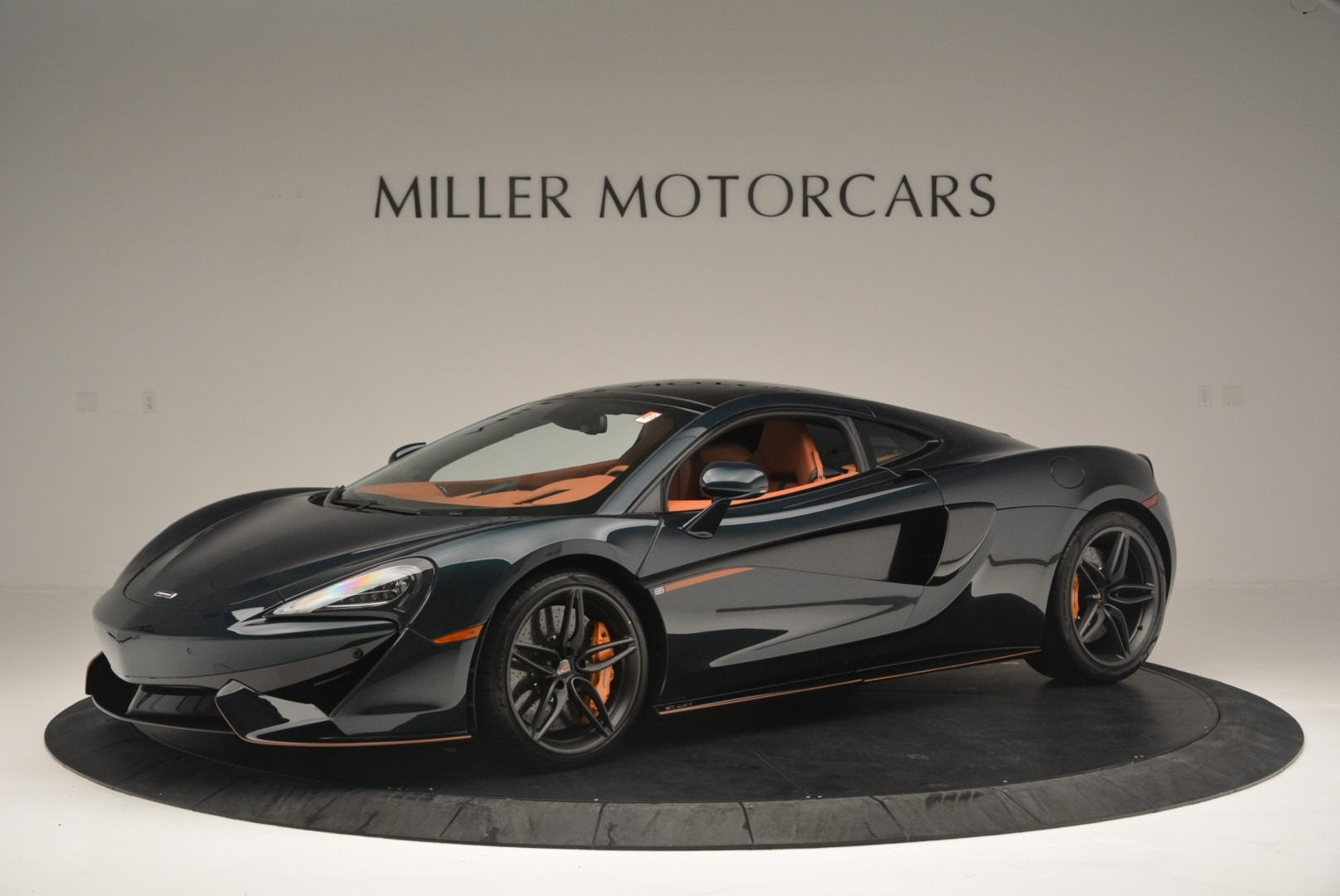 New 2018 McLaren 570GT Coupe For Sale In Greenwich, CT