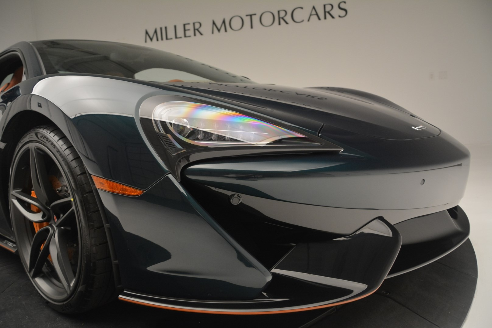 New 2018 McLaren 570GT Coupe For Sale In Greenwich, CT 2425_p24
