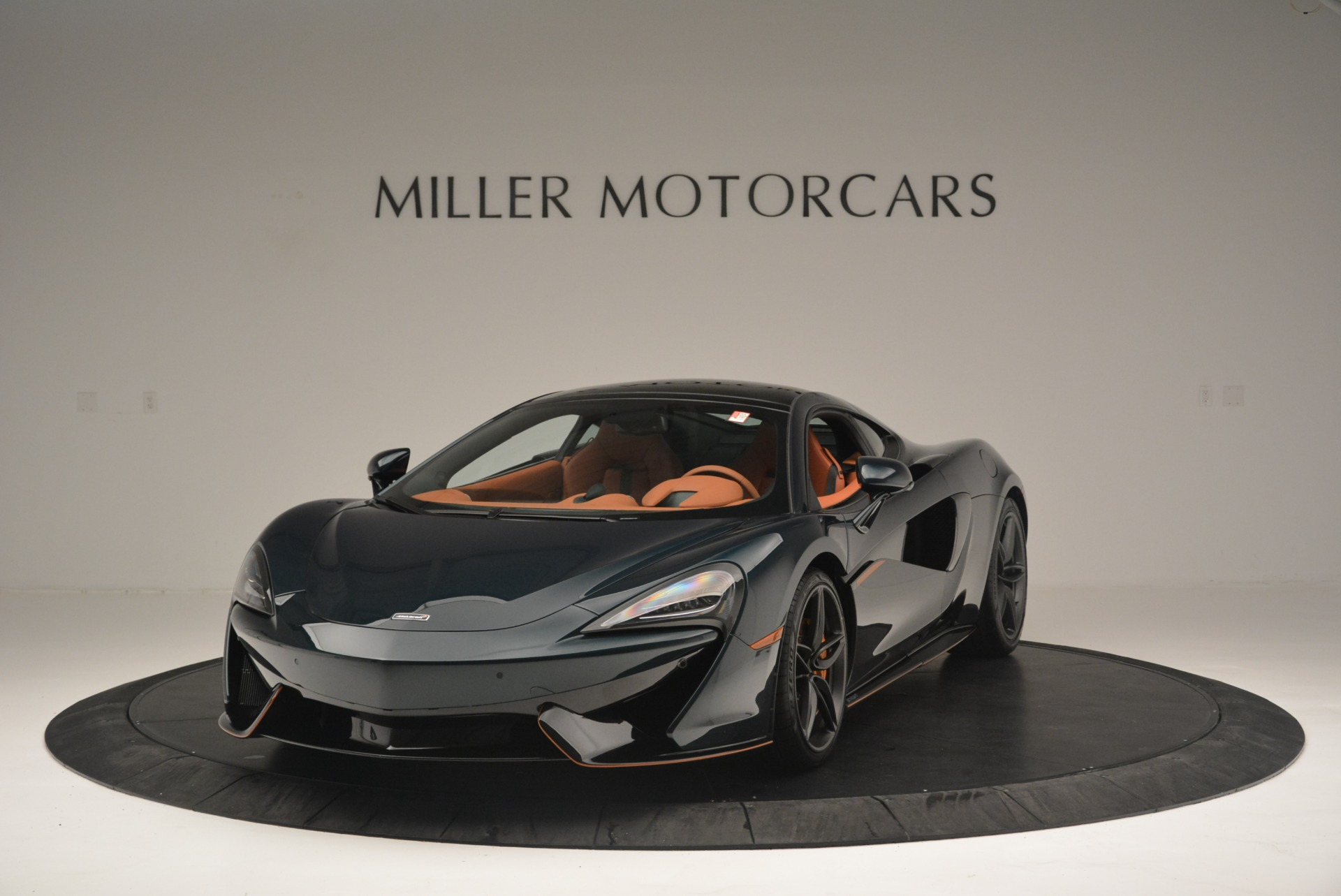 New 2018 McLaren 570GT Coupe For Sale In Greenwich, CT 2425_p2