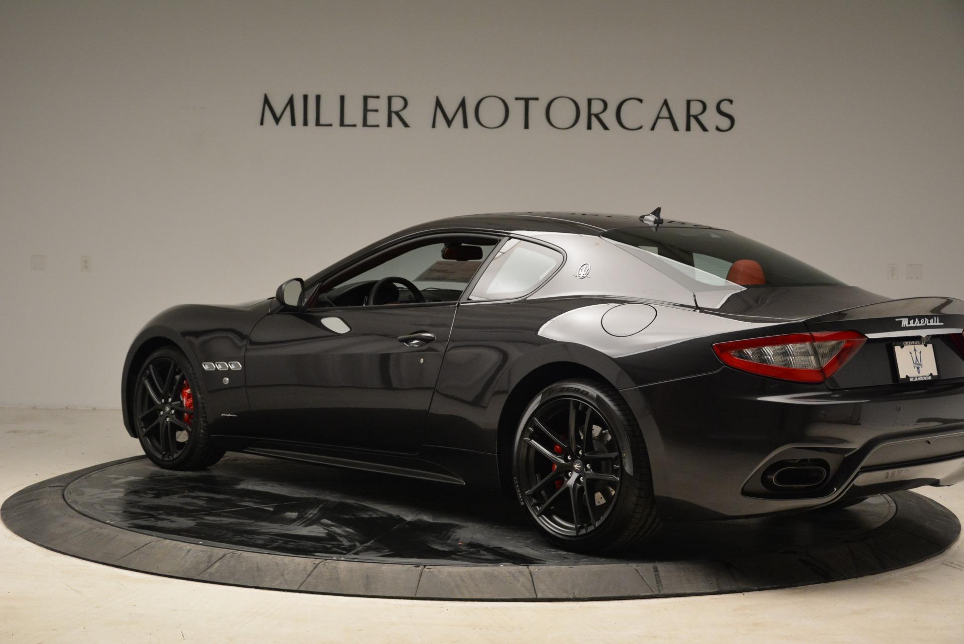 New 2018 Maserati GranTurismo Sport For Sale In Greenwich, CT 2426_p4