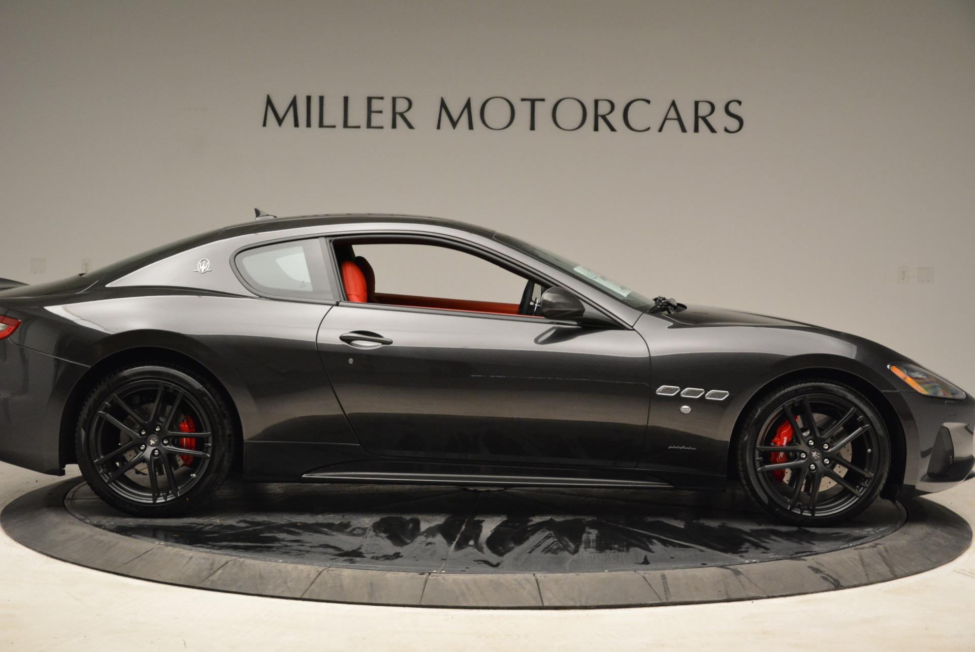 New 2018 Maserati GranTurismo Sport For Sale In Greenwich, CT 2426_p9