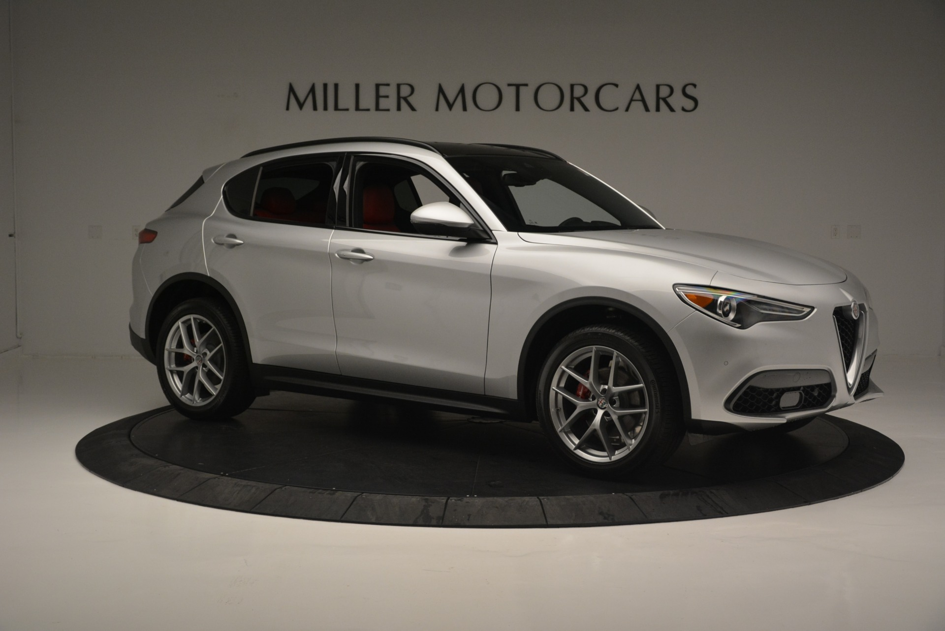 New 2018 Alfa Romeo Stelvio Ti Sport Q4 For Sale In Greenwich, CT 2434_p11