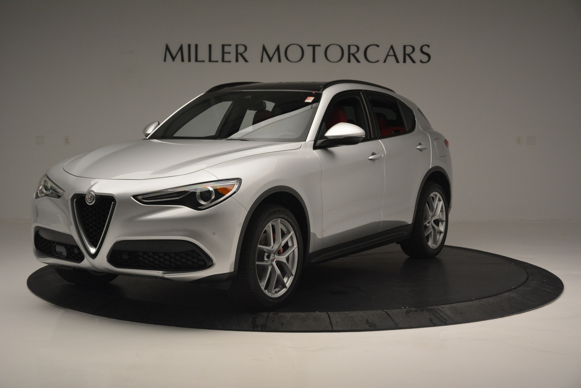 New 2018 Alfa Romeo Stelvio Ti Sport Q4 For Sale In Greenwich, CT 2434_p2