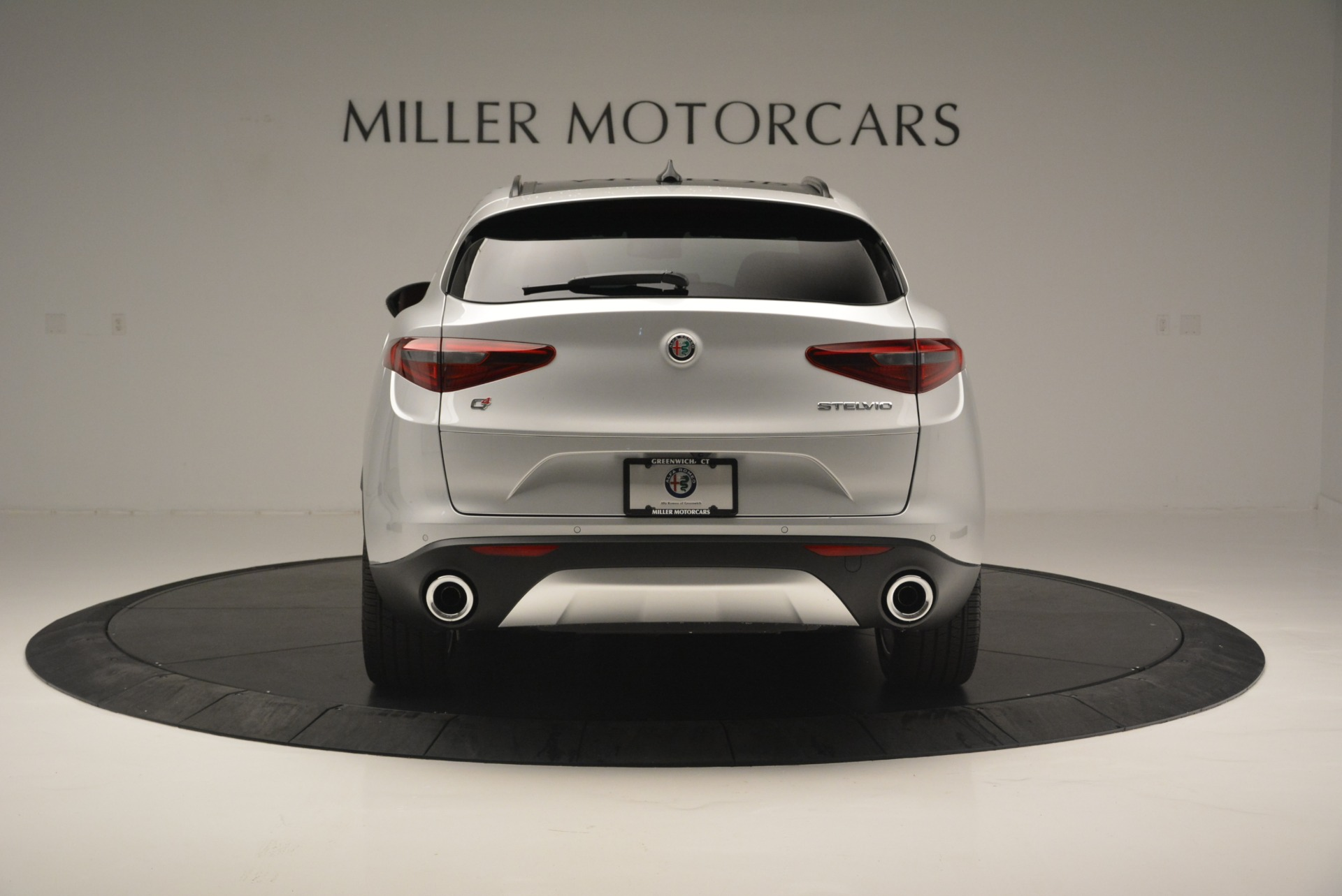 New 2018 Alfa Romeo Stelvio Ti Sport Q4 For Sale In Greenwich, CT 2434_p6