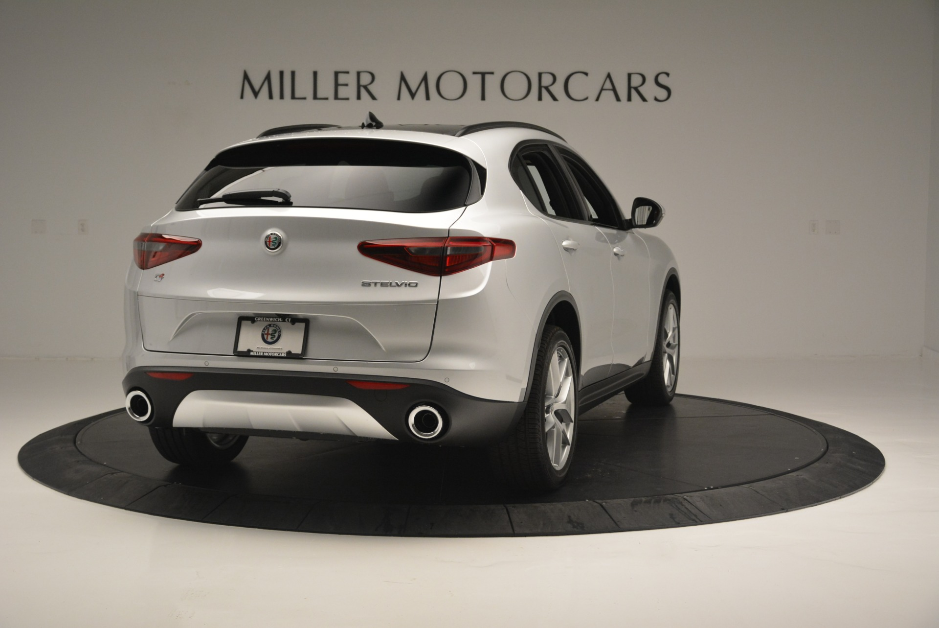 New 2018 Alfa Romeo Stelvio Ti Sport Q4 For Sale In Greenwich, CT 2434_p7