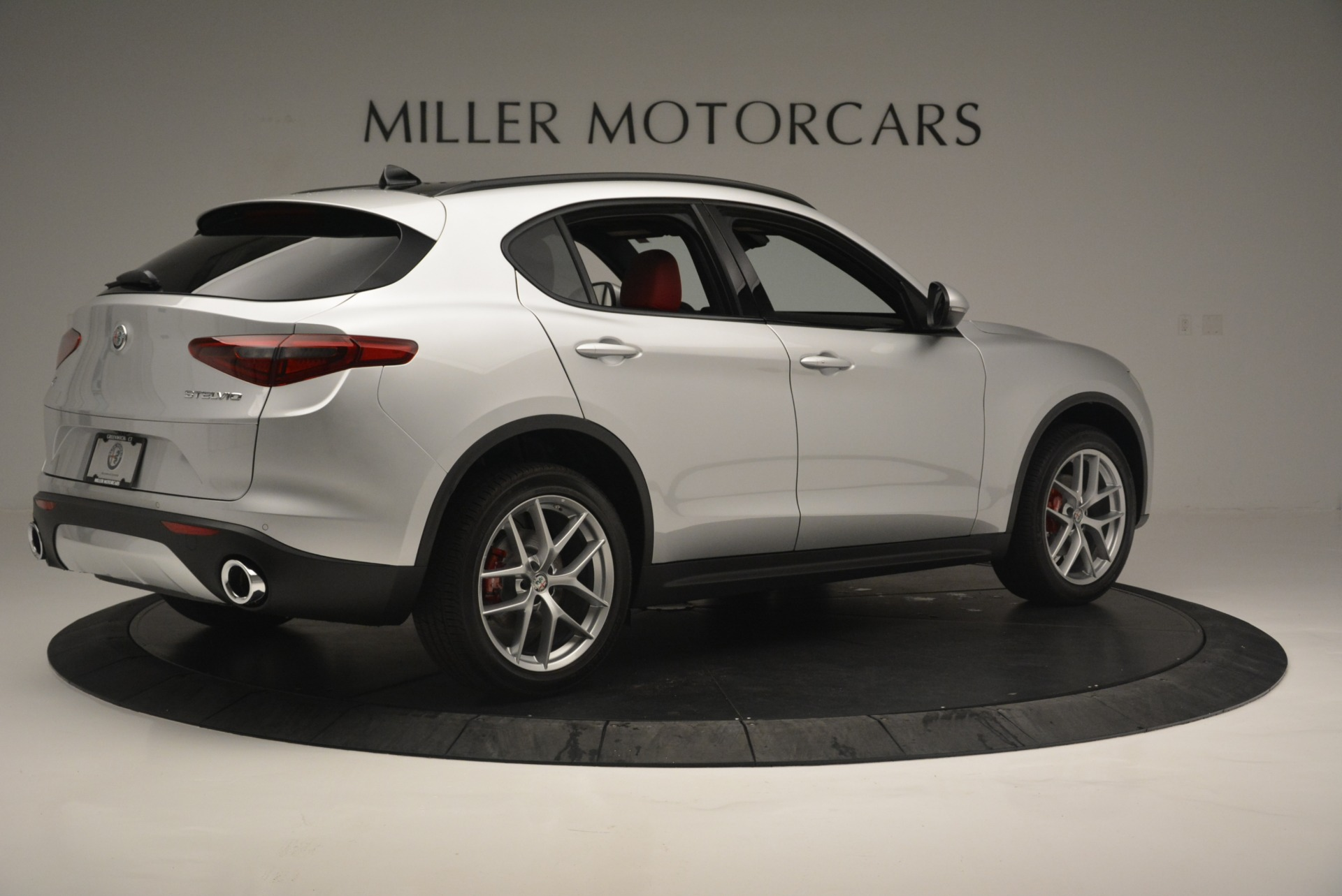 New 2018 Alfa Romeo Stelvio Ti Sport Q4 For Sale In Greenwich, CT 2434_p9