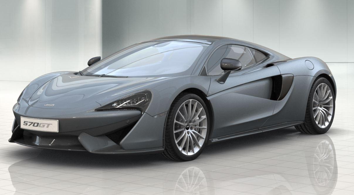 New 2018 McLaren 570GT  For Sale In Greenwich, CT 2441_main