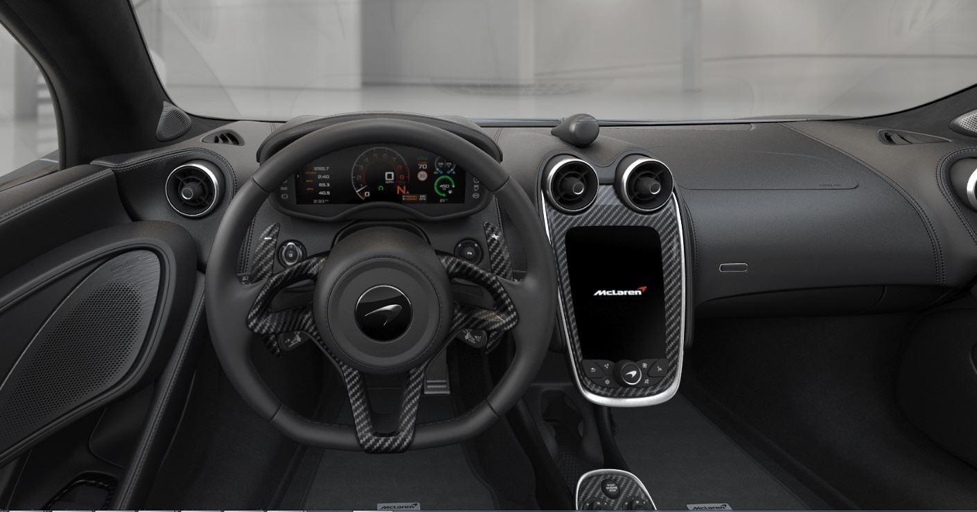 New 2018 McLaren 570GT  For Sale In Greenwich, CT 2441_p3