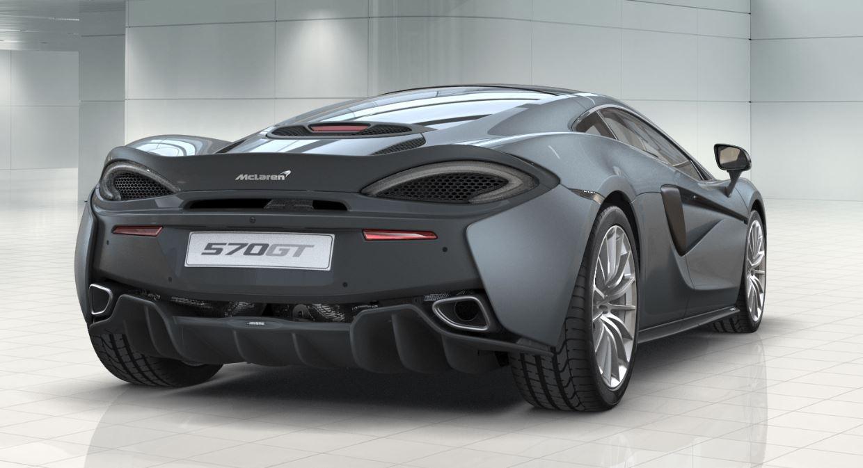 New 2018 McLaren 570GT  For Sale In Greenwich, CT 2441_p5