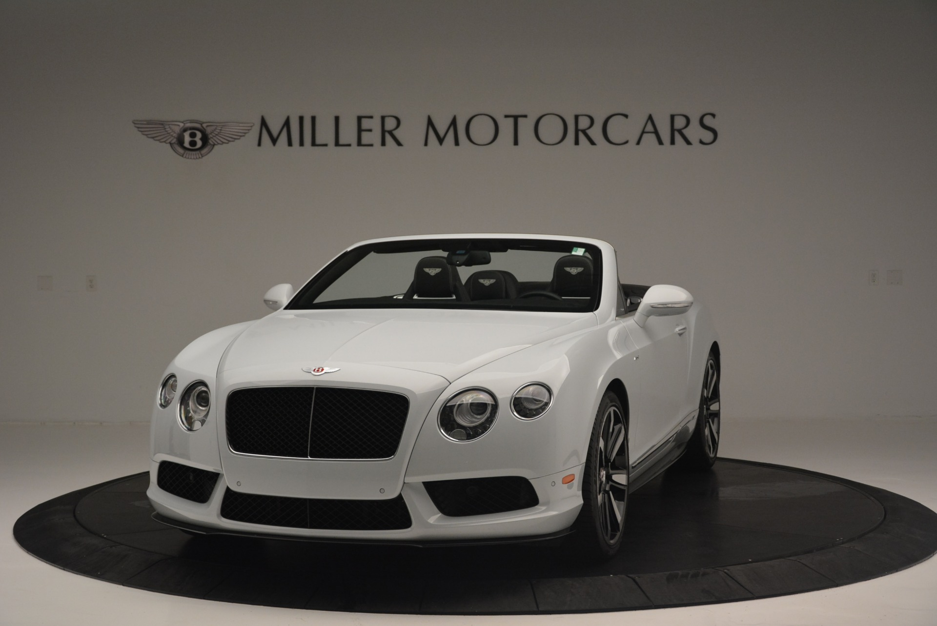 Used 2014 Bentley Continental GT V8 S For Sale In Greenwich, CT 2443_main
