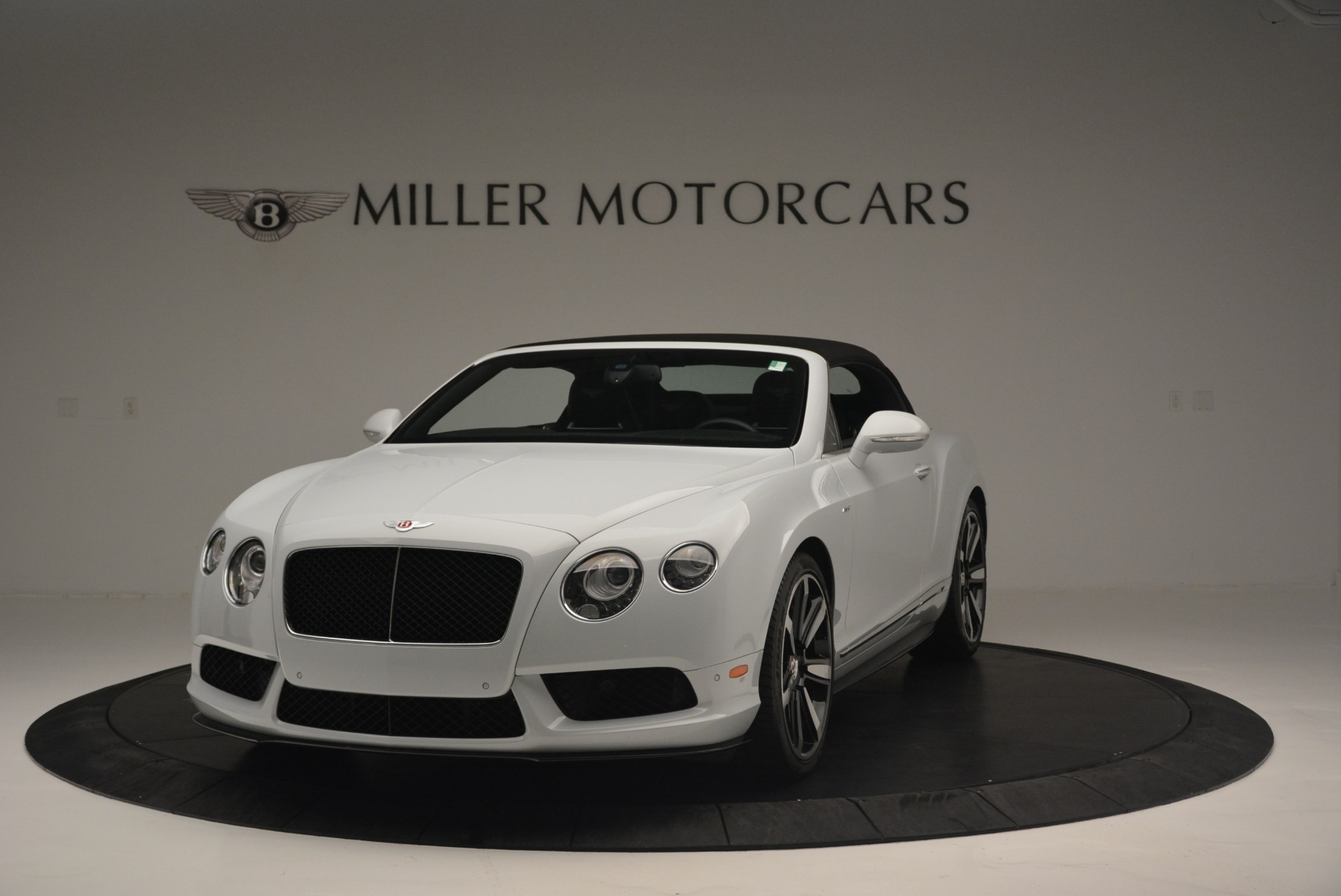 Used 2014 Bentley Continental GT V8 S For Sale In Greenwich, CT 2443_p10