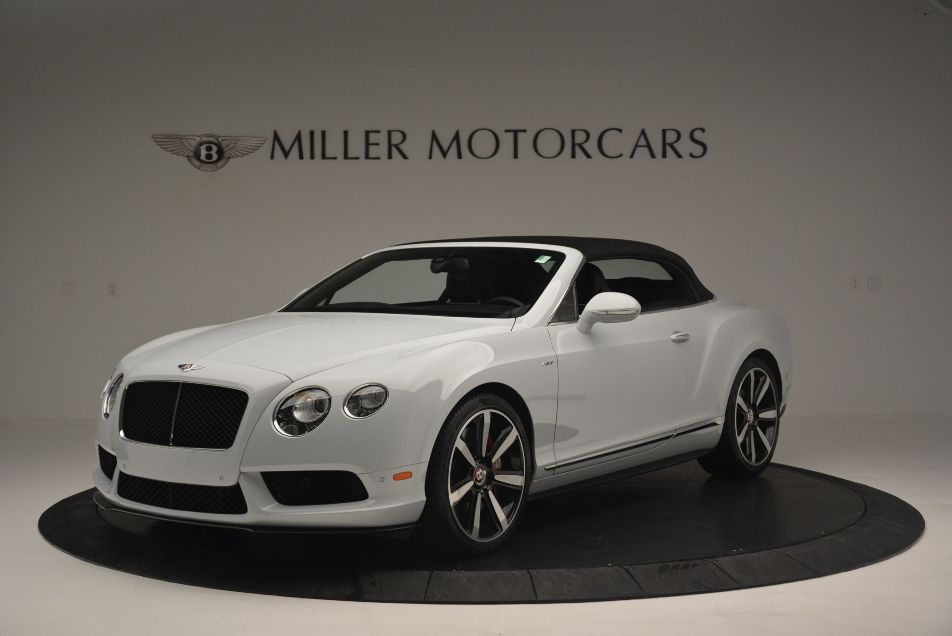 Used 2014 Bentley Continental GT V8 S For Sale In Greenwich, CT 2443_p11