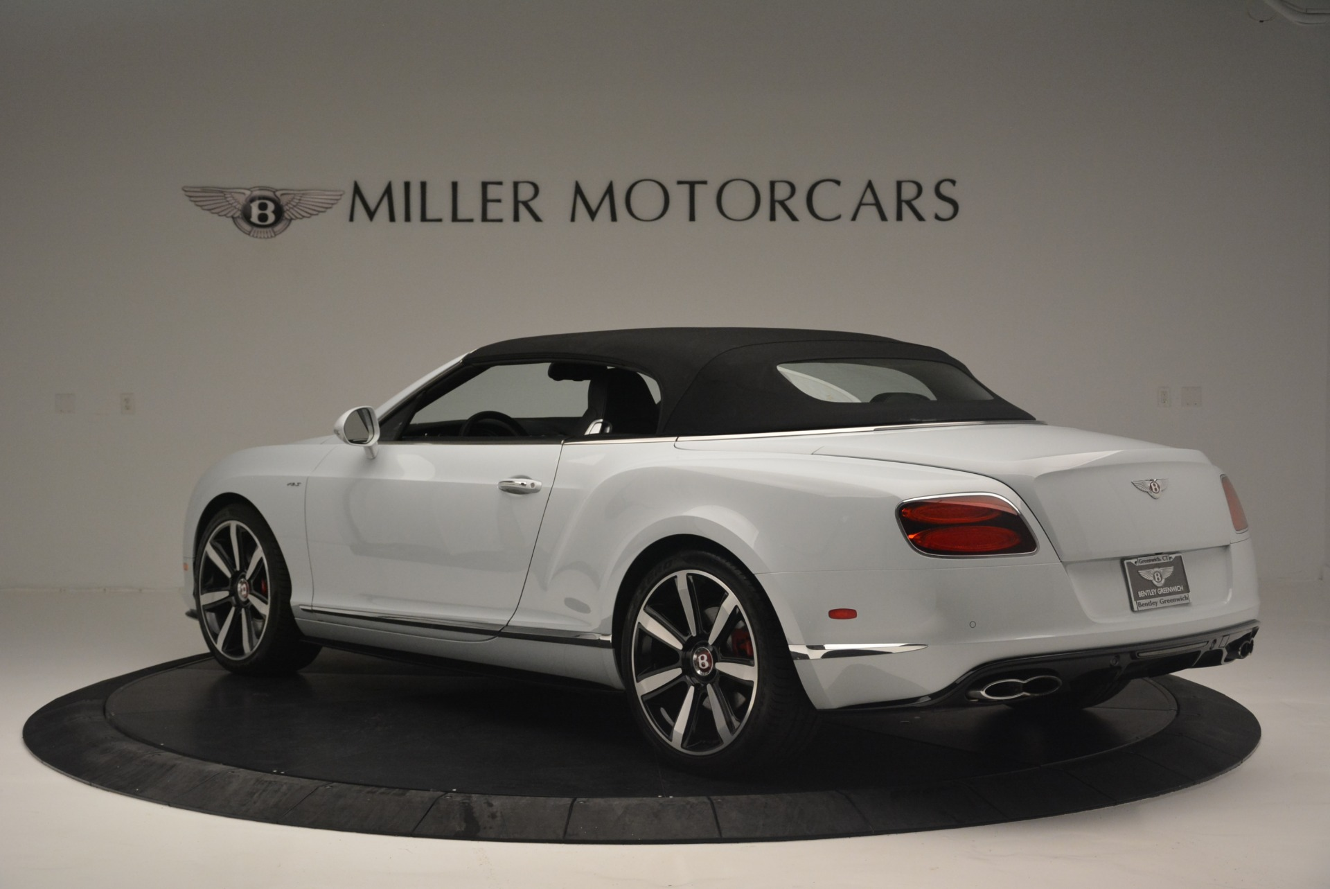 Used 2014 Bentley Continental GT V8 S For Sale In Greenwich, CT 2443_p13