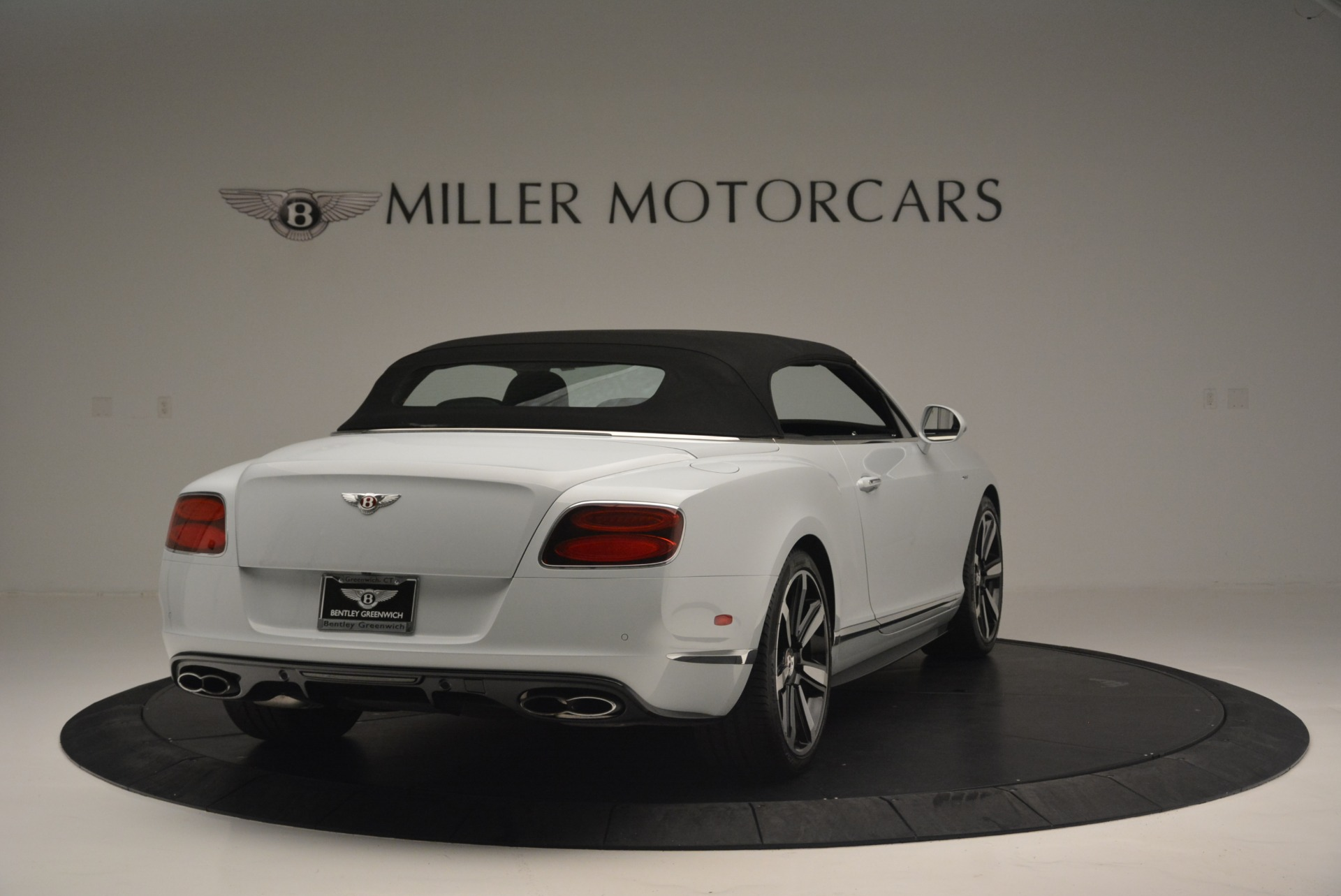 Used 2014 Bentley Continental GT V8 S For Sale In Greenwich, CT 2443_p15