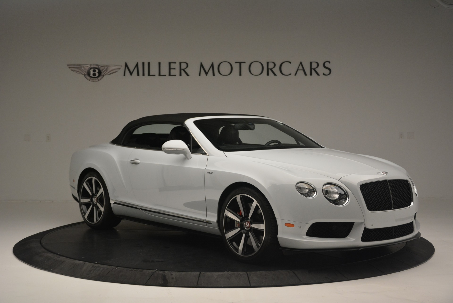 Used 2014 Bentley Continental GT V8 S For Sale In Greenwich, CT 2443_p17