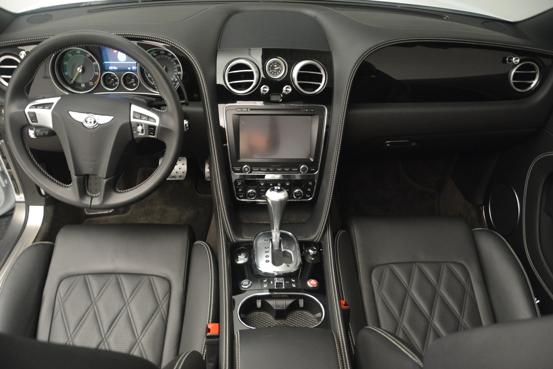 Used 2014 Bentley Continental GT V8 S For Sale In Greenwich, CT 2443_p28