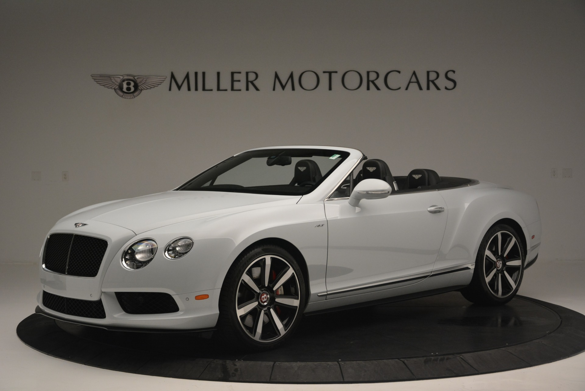 Used 2014 Bentley Continental GT V8 S For Sale In Greenwich, CT 2443_p2