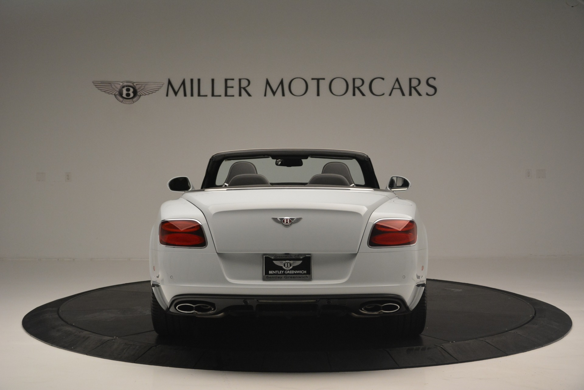 Used 2014 Bentley Continental GT V8 S For Sale In Greenwich, CT 2443_p5