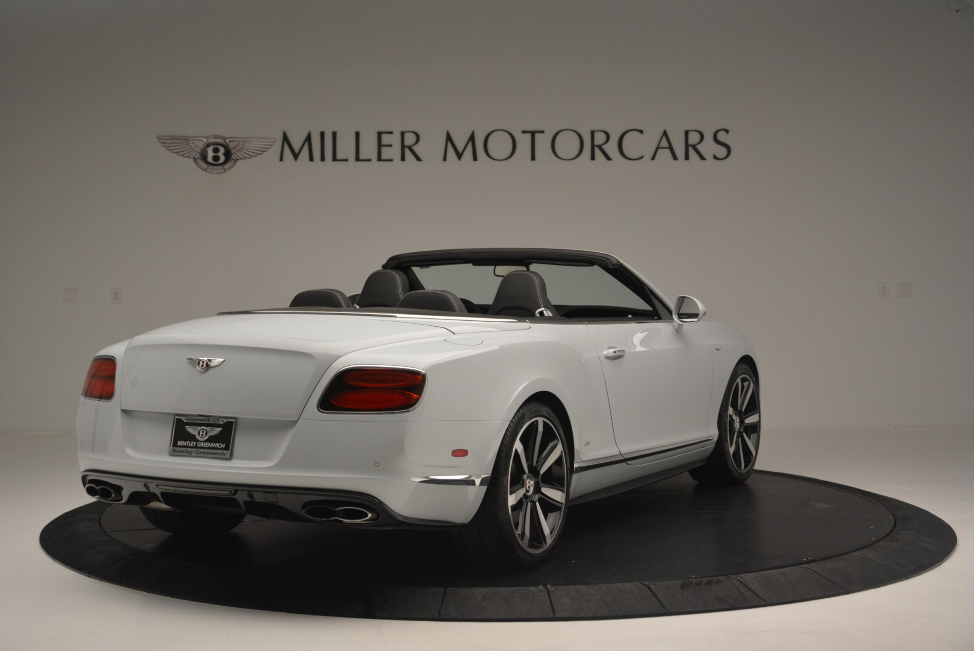 Used 2014 Bentley Continental GT V8 S For Sale In Greenwich, CT 2443_p6