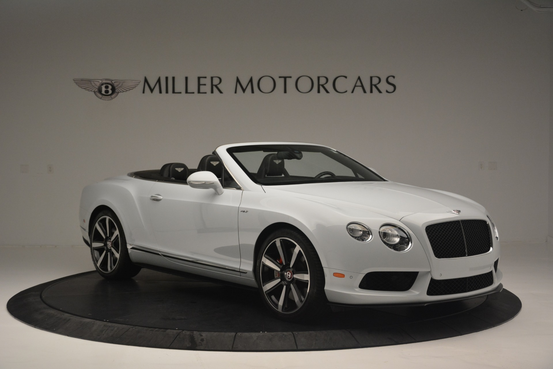 Used 2014 Bentley Continental GT V8 S For Sale In Greenwich, CT 2443_p8