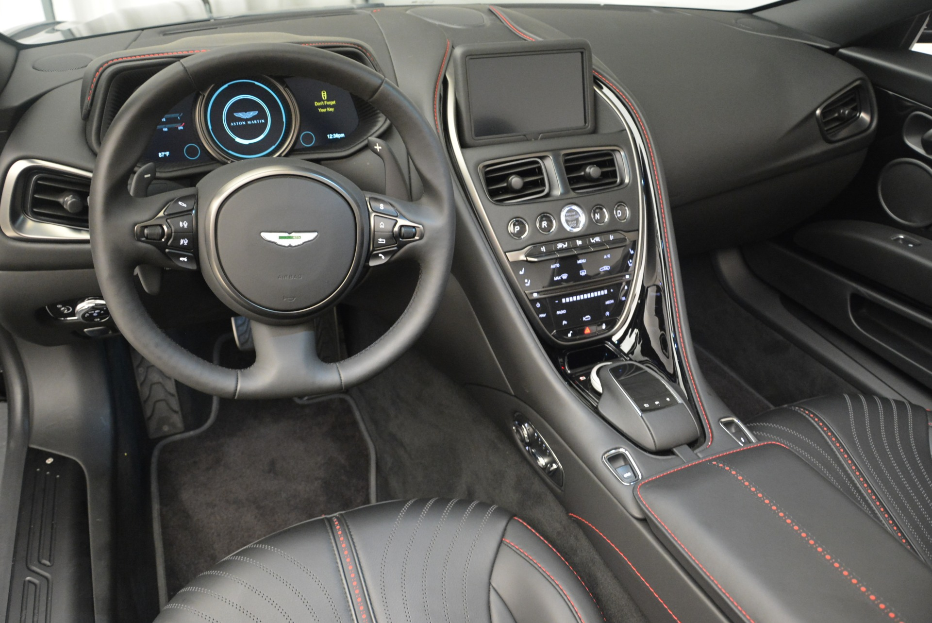 New 2019 Aston Martin DB11 V8 Convertible For Sale In Greenwich, CT 2446_p21