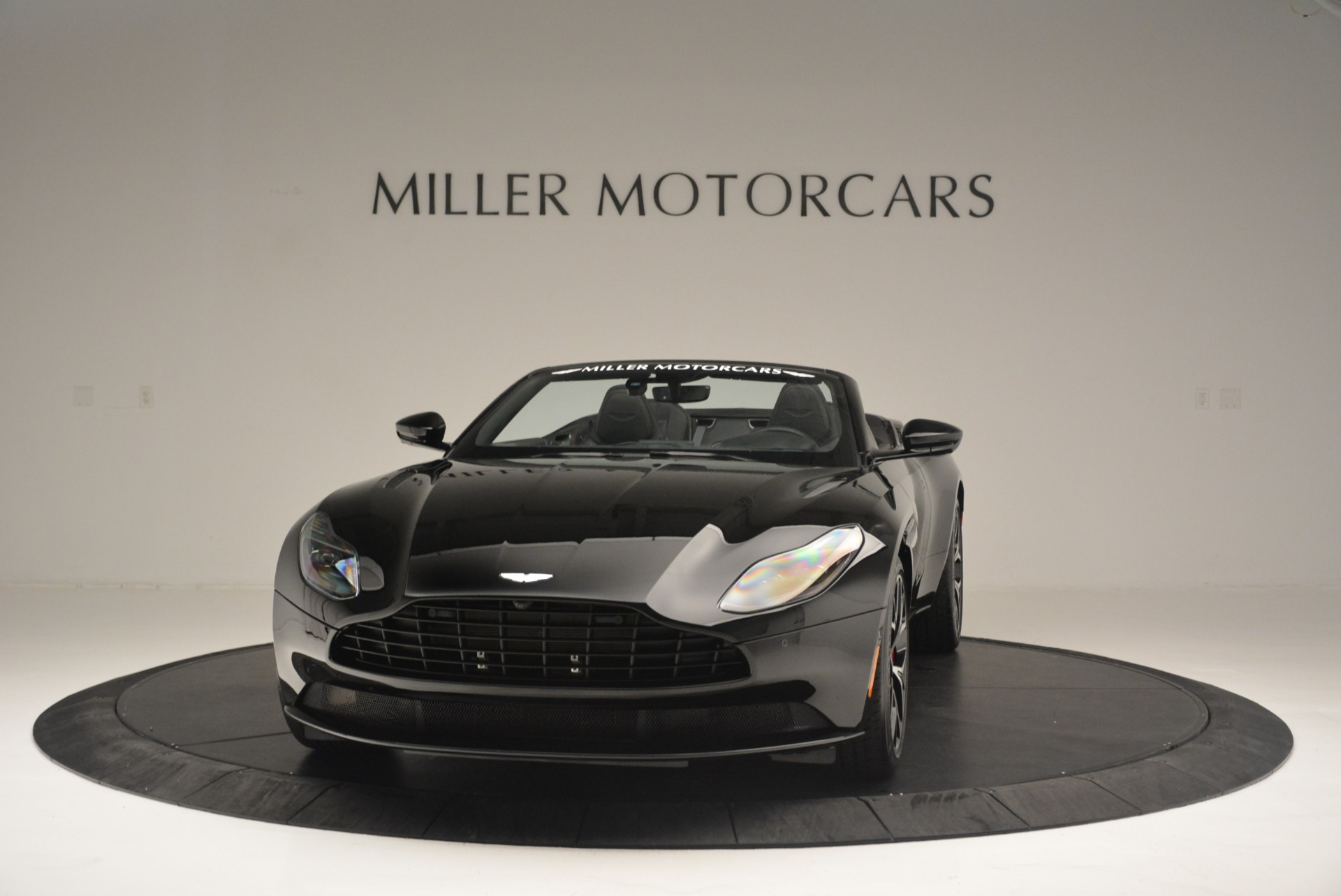 New 2019 Aston Martin DB11 V8 Convertible For Sale In Greenwich, CT 2446_p2