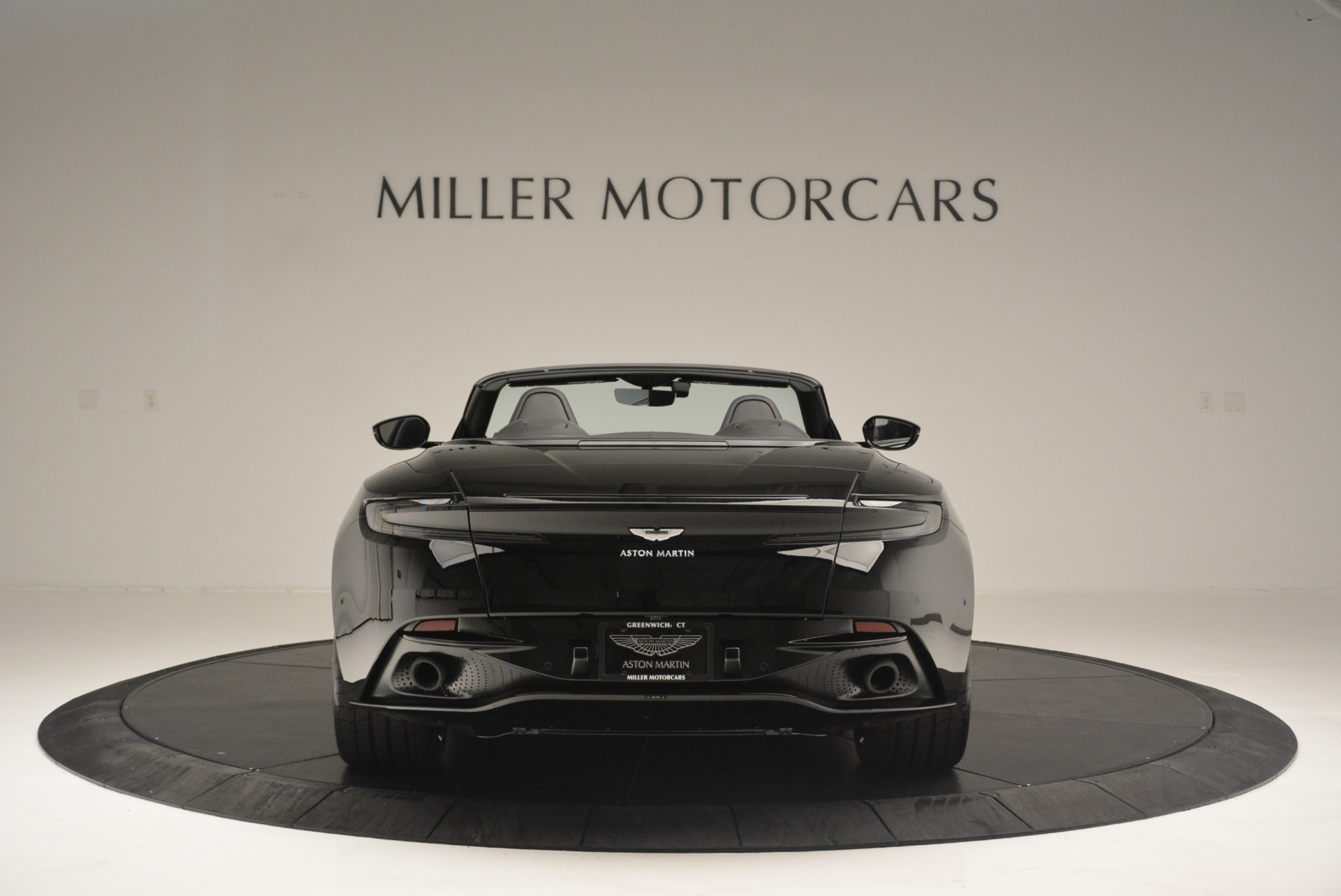 New 2019 Aston Martin DB11 V8 Convertible For Sale In Greenwich, CT 2446_p6