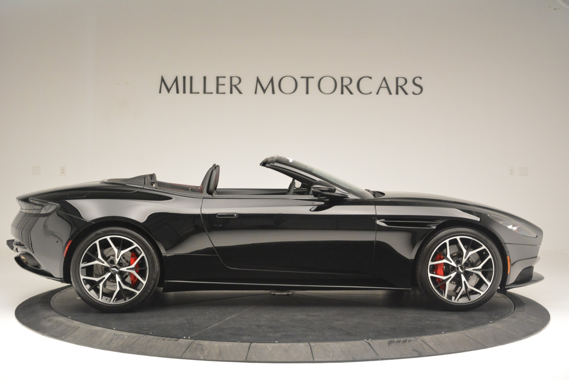 New 2019 Aston Martin DB11 V8 Convertible For Sale In Greenwich, CT 2446_p9