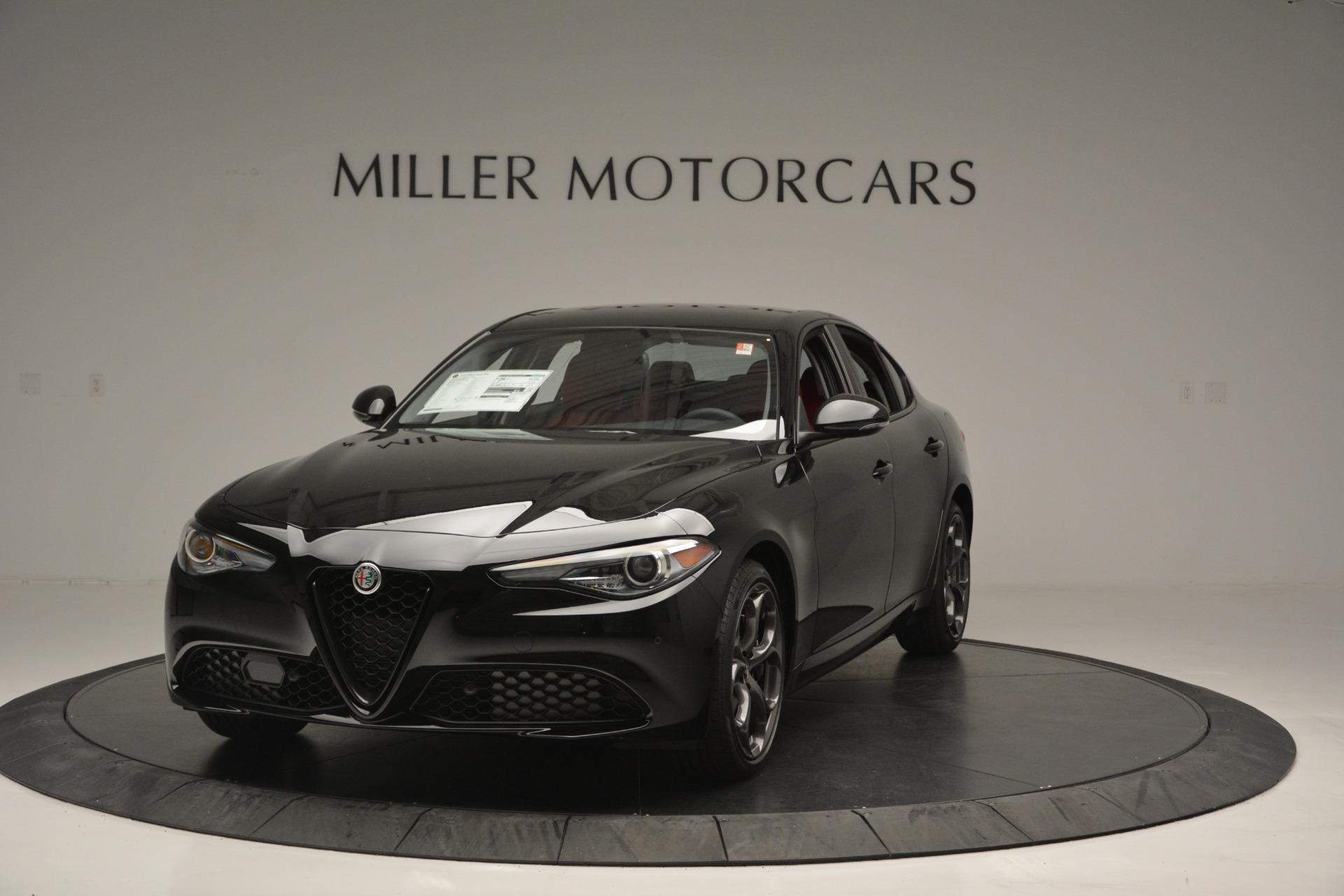 New 2018 Alfa Romeo Giulia Q4 For Sale In Greenwich, CT 2455_main