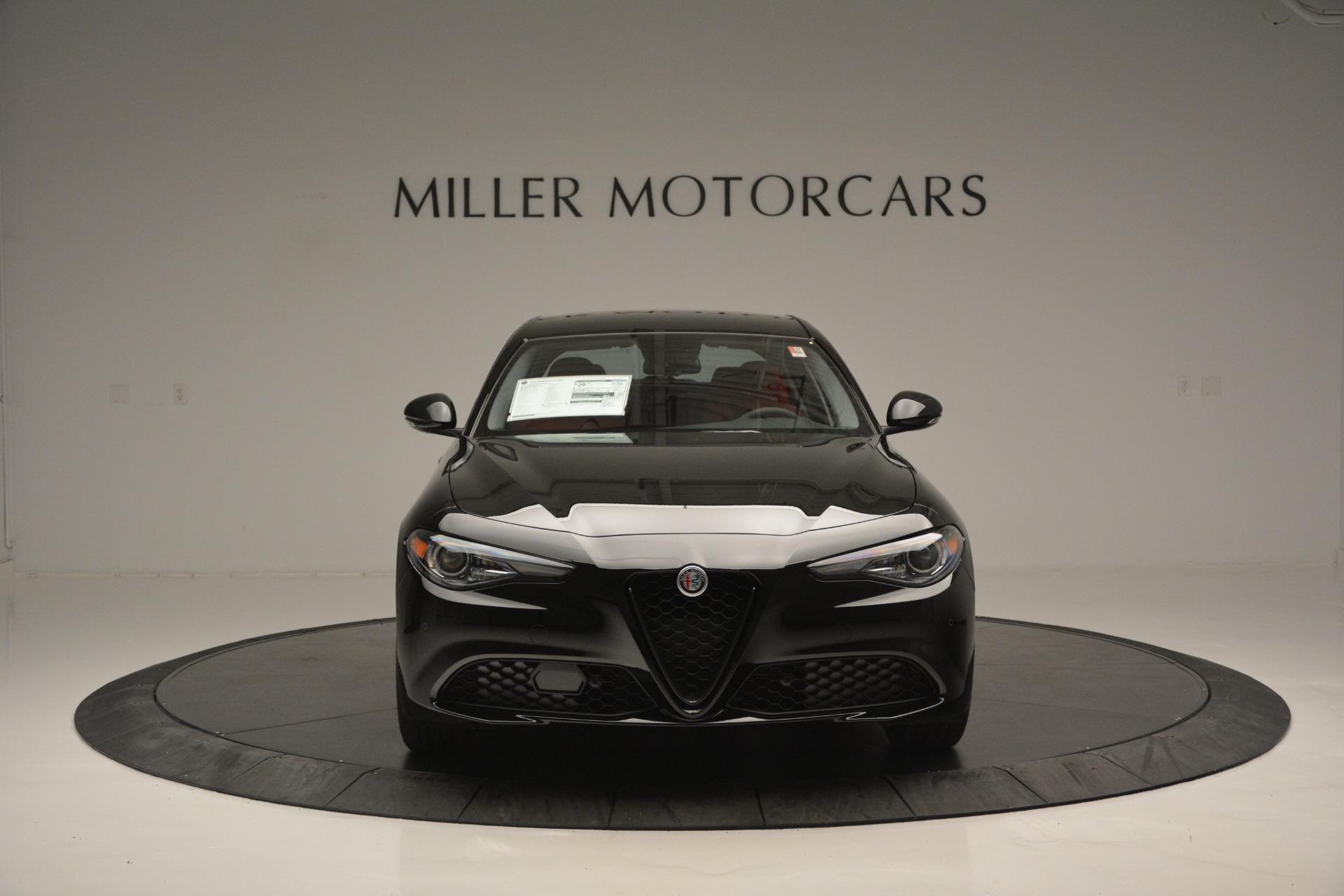New 2018 Alfa Romeo Giulia Q4 For Sale In Greenwich, CT 2455_p11