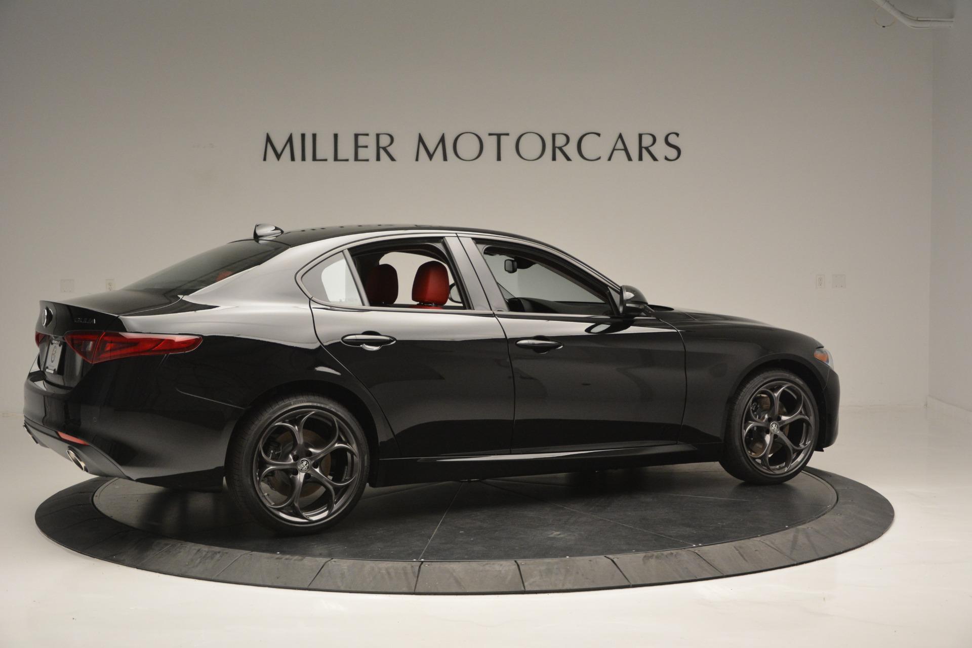 New 2018 Alfa Romeo Giulia Q4 For Sale In Greenwich, CT 2455_p7