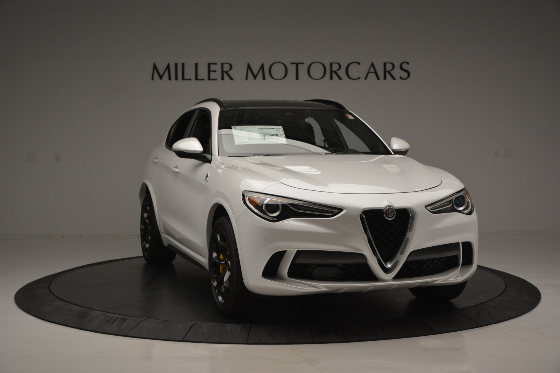 New 2018 Alfa Romeo Stelvio Quadrifoglio Quadrifoglio For Sale In Greenwich, CT 2456_p15