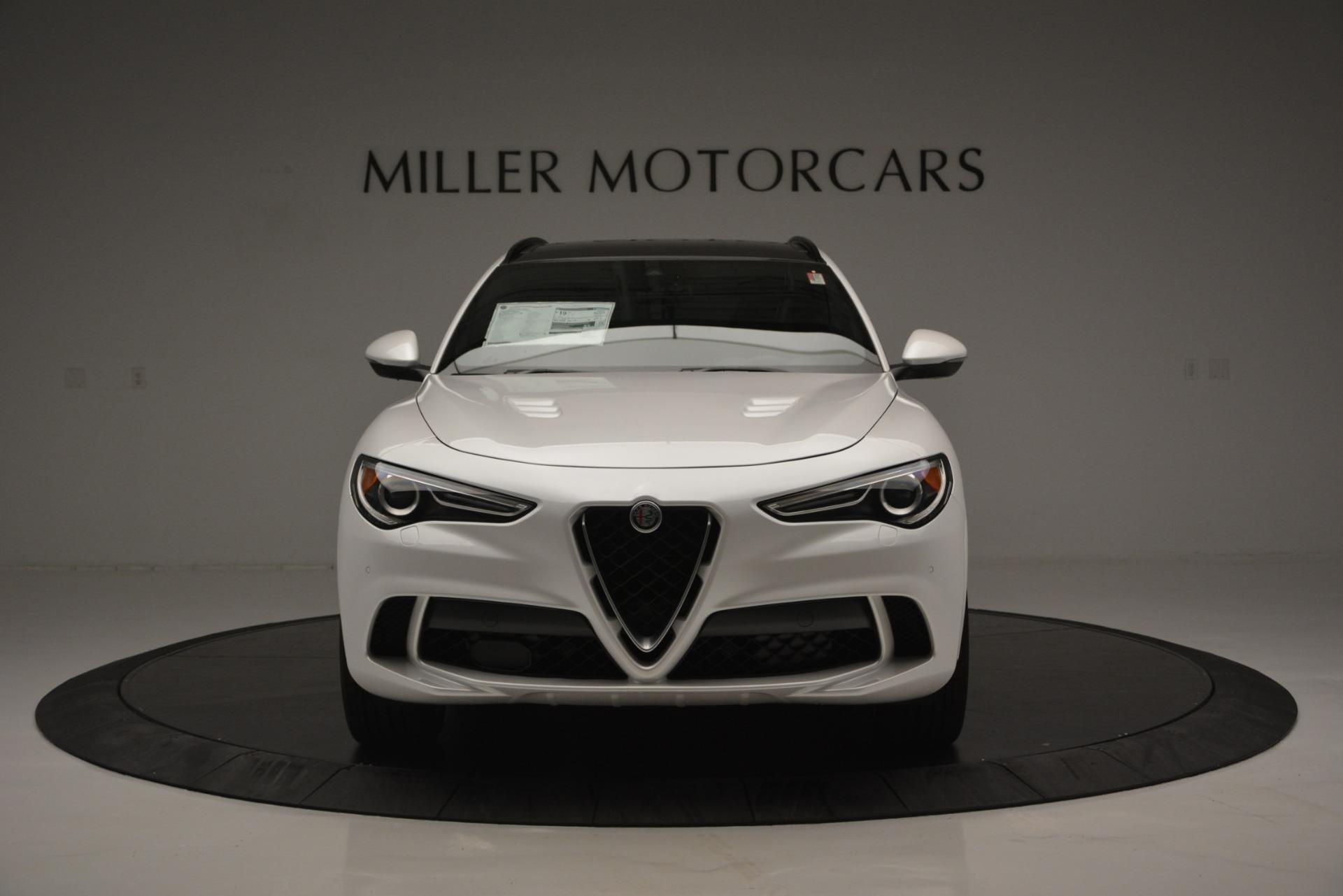 New 2018 Alfa Romeo Stelvio Quadrifoglio Quadrifoglio For Sale In Greenwich, CT 2456_p16