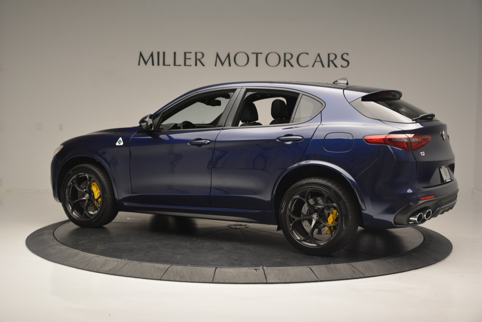 New 2018 Alfa Romeo Stelvio Quadrifoglio For Sale In Greenwich, CT 2458_p4