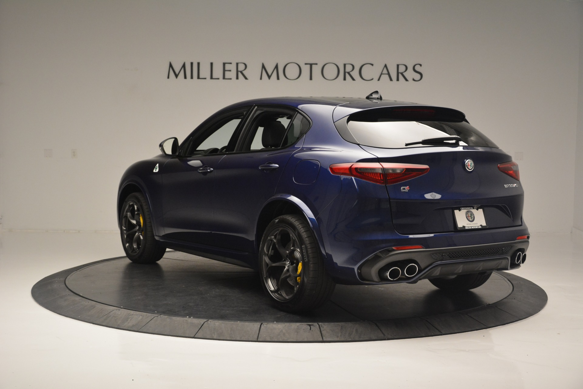 New 2018 Alfa Romeo Stelvio Quadrifoglio For Sale In Greenwich, CT 2458_p5