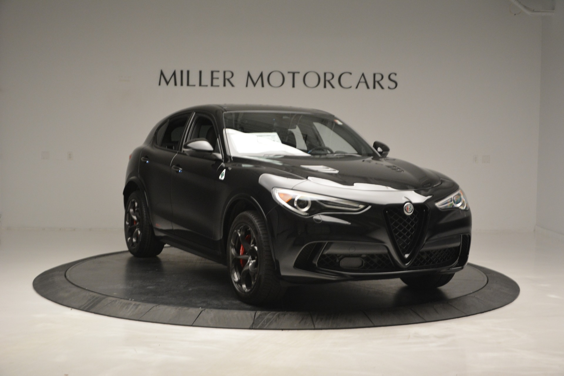 New 2018 Alfa Romeo Stelvio Quadrifoglio For Sale In Greenwich, CT 2460_p11