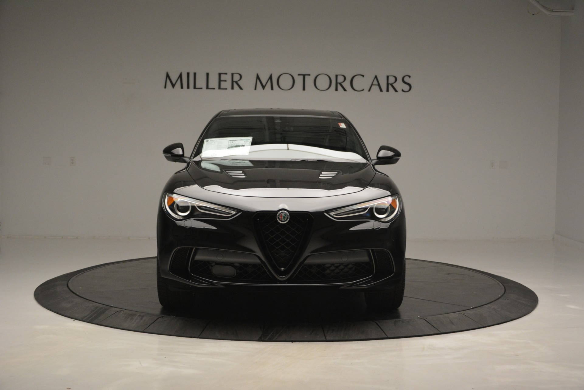 New 2018 Alfa Romeo Stelvio Quadrifoglio For Sale In Greenwich, CT 2460_p12