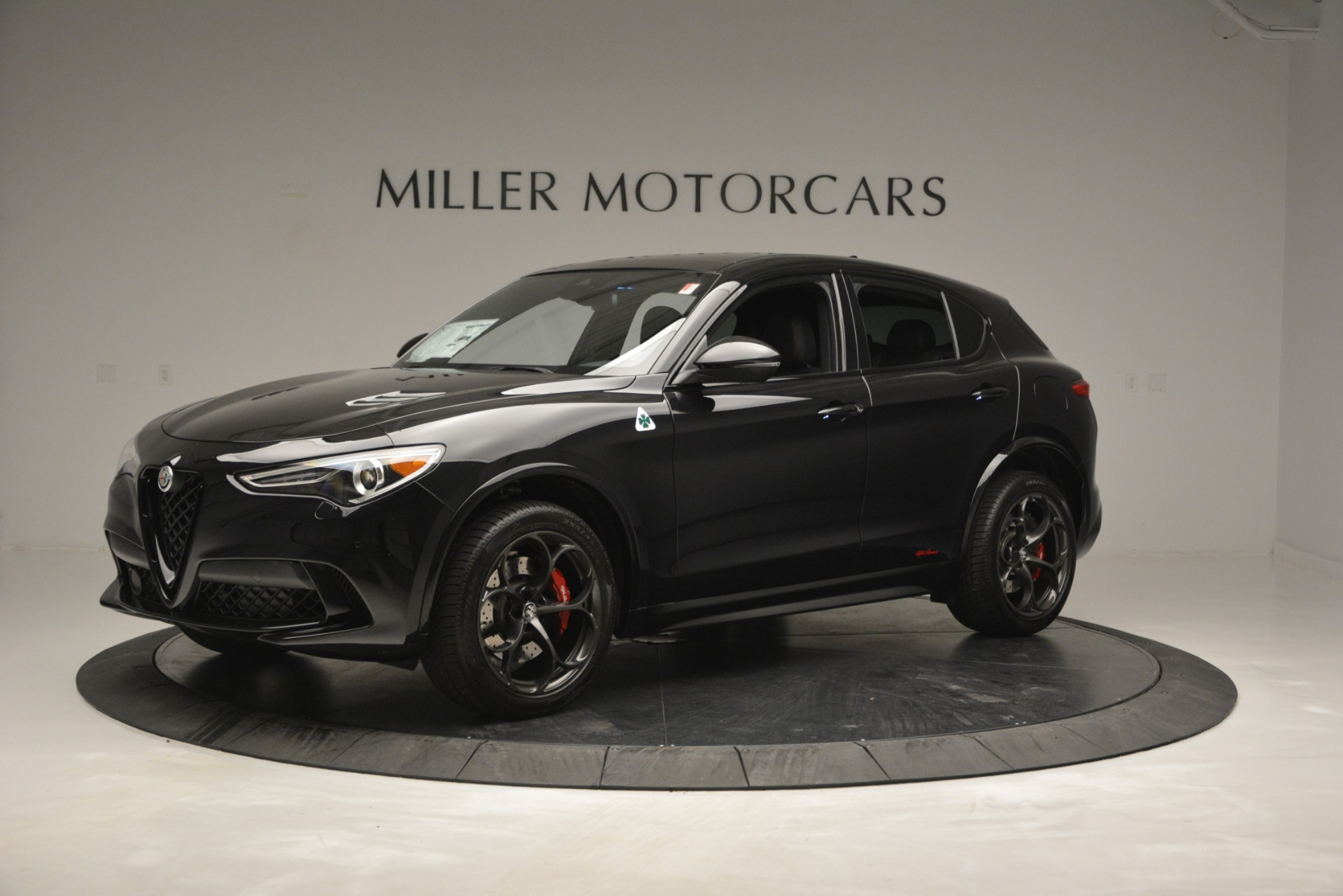 New 2018 Alfa Romeo Stelvio Quadrifoglio For Sale In Greenwich, CT 2460_p2