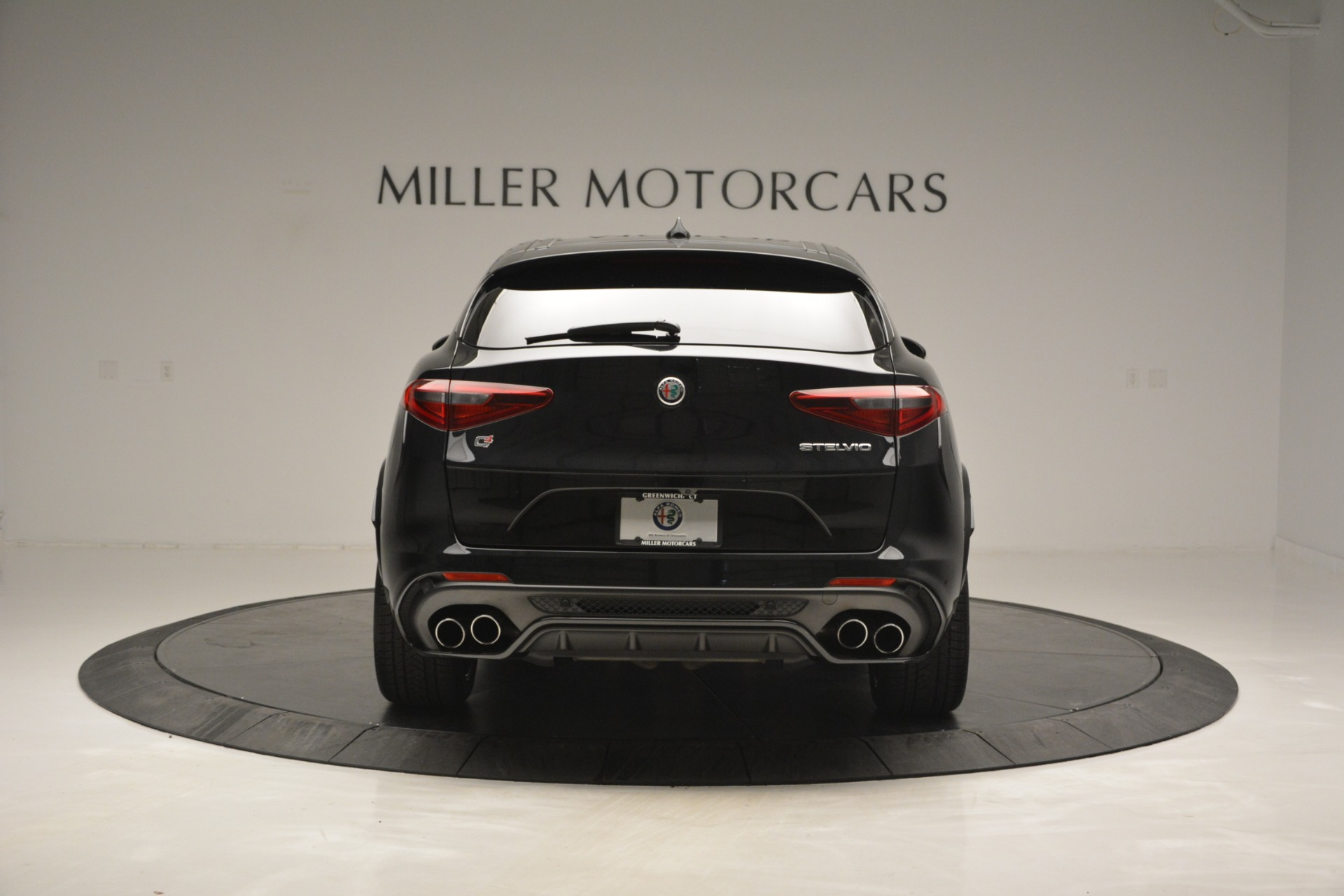 New 2018 Alfa Romeo Stelvio Quadrifoglio For Sale In Greenwich, CT 2460_p6