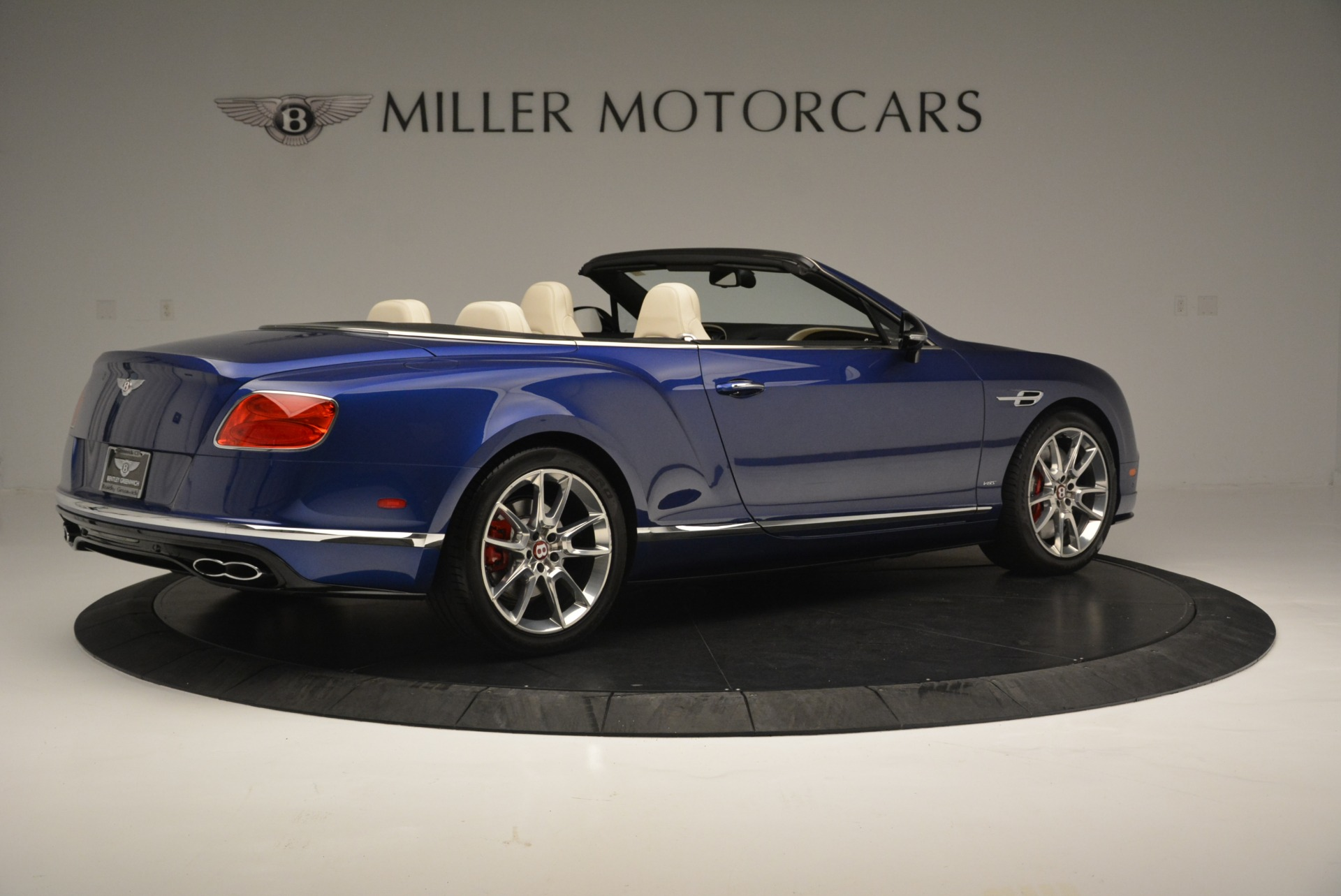Used 2016 Bentley Continental GT V8 S For Sale In Greenwich, CT 2461_p8