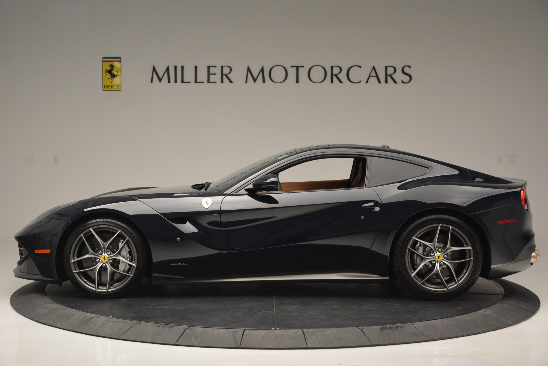 Used 2017 Ferrari F12 Berlinetta  For Sale In Greenwich, CT 2465_p3