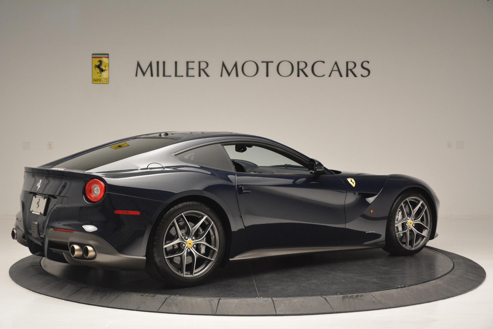 Used 2017 Ferrari F12 Berlinetta  For Sale In Greenwich, CT 2465_p8