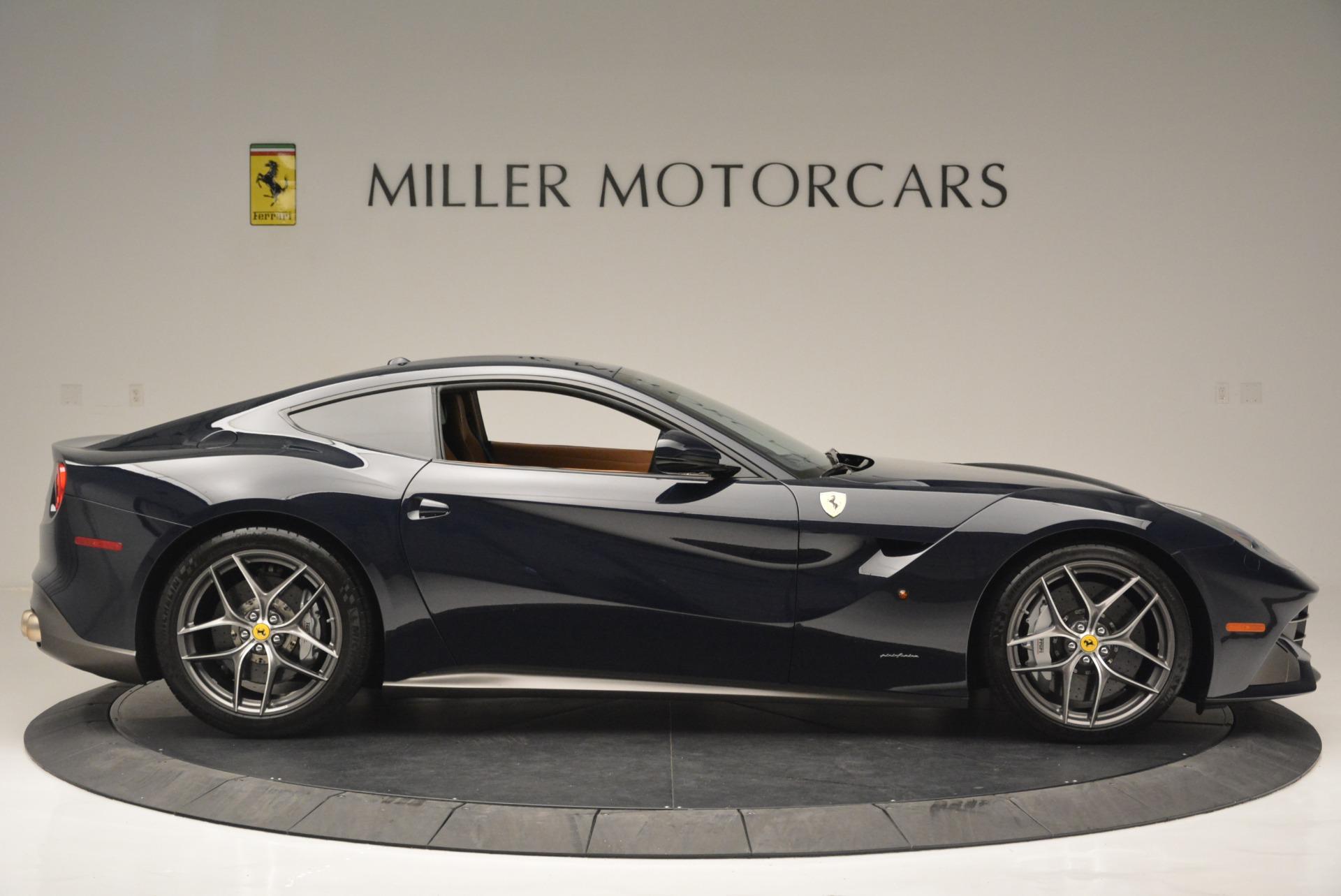 Used 2017 Ferrari F12 Berlinetta  For Sale In Greenwich, CT 2465_p9