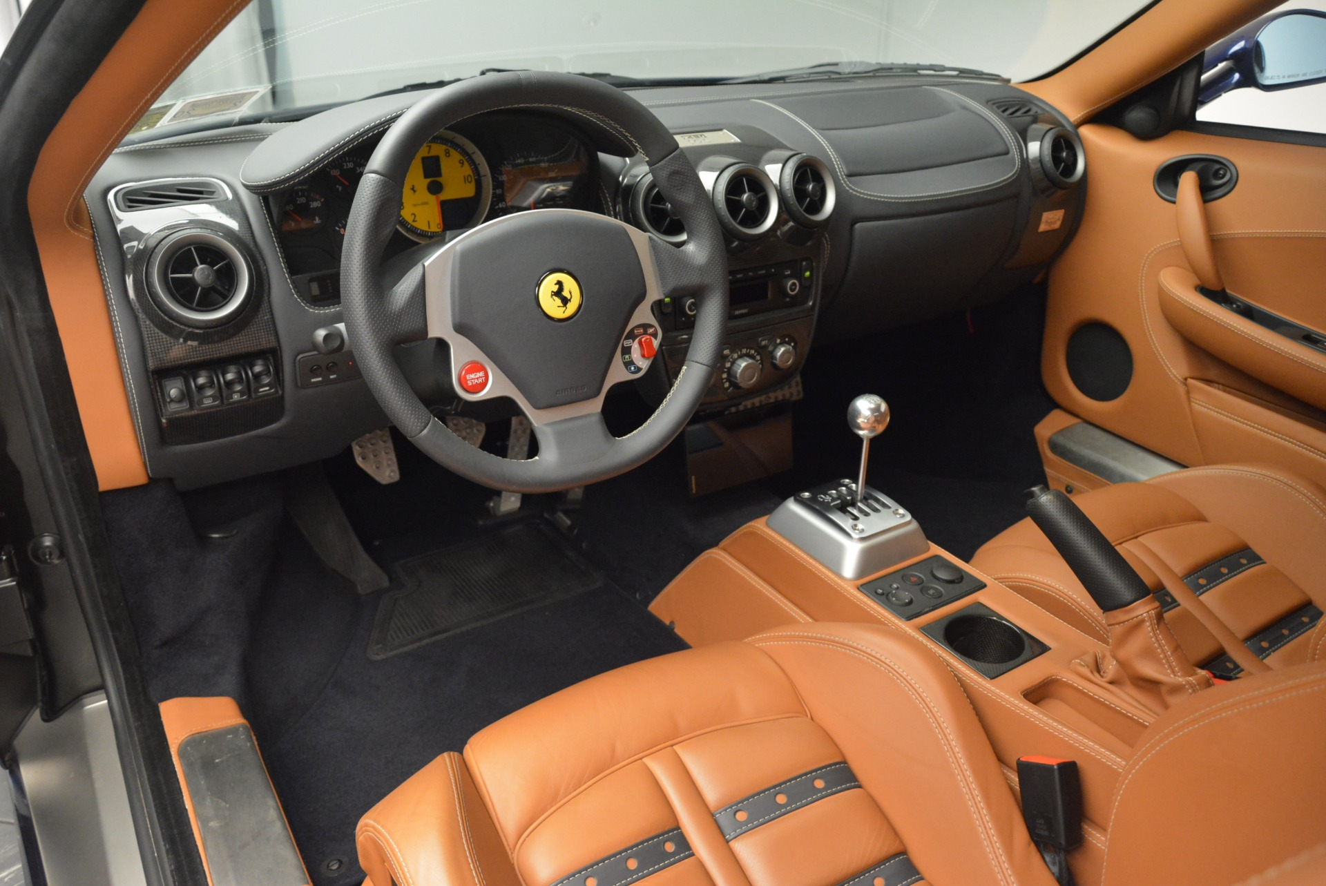 Used 2009 Ferrari F430 6-Speed Manual For Sale In Greenwich, CT 2466_p14
